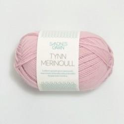 Sandnes Tynn Merinoull 4312 rosa