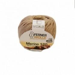 Ferner Merino 120 - 495 beige mélange
