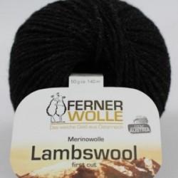 Ferner Lambswool LW1006 schwarz