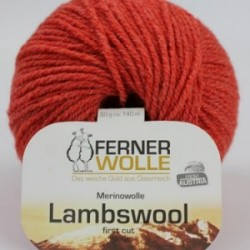 Ferner Lambswool LW1014 hellrot