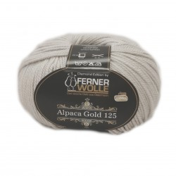Ferner Alpaca Gold 125 - AG02 hellgrau