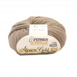 Ferner Alpaca Gold 125 - AG03 beige