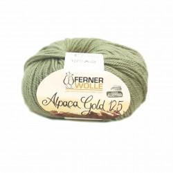Ferner Alpaca Gold 125 - AG04 hellgrün