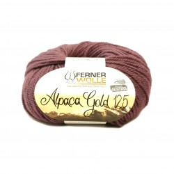 Ferner Alpaca Gold 125 - AG06 altrosa