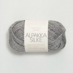 Sandnes Alpakka Silke 1042 grau