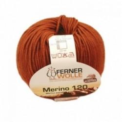 Ferner Merino 120 - 482 terra