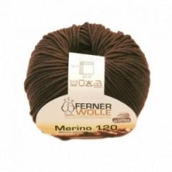 Ferner Merino 120 - 485 aubergine