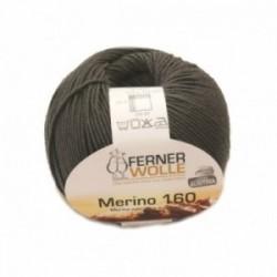 Ferner Merino 160 - 405 dunkelgrau
