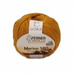Ferner Merino 160 - 481 curry