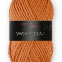 Pro Lana Wash-Filz uni 127 orange