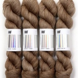 Hedgehog Fibres Sock Yarn Stone