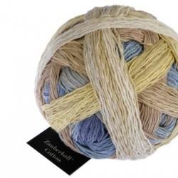 Schoppel Zauberball Cotton 2440 Feldversuch