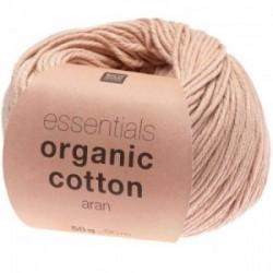 Rico essentials Organic Cotton aran 005 Puder