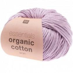 Rico essentials Organic Cotton aran 008 Flieder