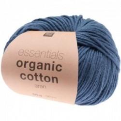 Rico essentials Organic Cotton aran 013 Marine
