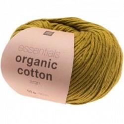 Rico essentials Organic Cotton aran 014 Oliv