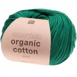 Rico essentials Organic Cotton aran 016 Efeu