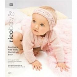Rico Das kleine Baby Handstrick Buch 024