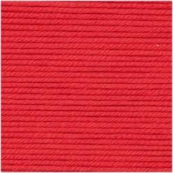 Rico Essentials Cotton DK 02 Rot
