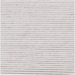 Rico Essentials Cotton DK 24 Silbergrau