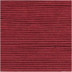 Rico Essentials Cotton DK 77 Dunkelrot