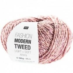 Rico Modern Tweed 005 Rosa