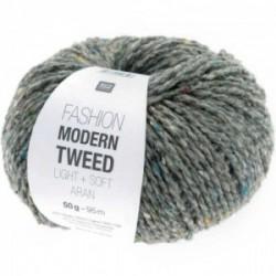 Rico Modern Tweed 015 Hellgrau
