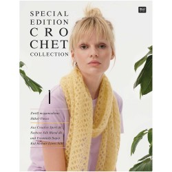 RICO Special Edition Crochet Collection
