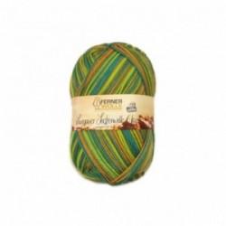 Ferner Lungauer Sockenwolle 6fach - 434/21 grün