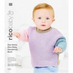 Rico Das kleine Baby Handstrick Buch 030