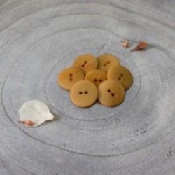 Atelier Brunette Knopf - Palm Ochre - 15 mm