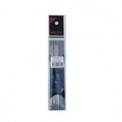 ChiaoGoo Premium Stainless Steel 3.25 mm (15 cm) Nadelspiel