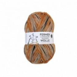Ferner Lungauer Sockenwolle 6fach - 472/21 braun