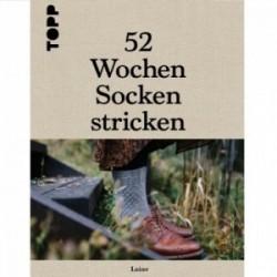 52 Wochen Socken stricken - Laine