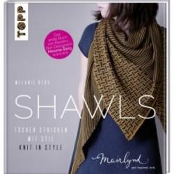 Shawls - Tücher stricken mit Stil - Melanie Berg
