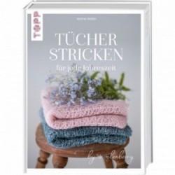 Tücher Stricken für jede Jahreszeit by woolenberry - Janina Kallio