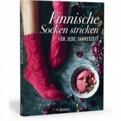 Finnische Socken stricken für jede Jahreszeit - Niina Laitinen