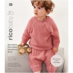 Rico Das kleine Baby Handstrick Buch 032