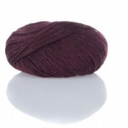 Ferner Mohair Llama Silk D809 bordeaux