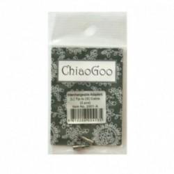 ChiaoGoo Adapter [L]-Spitzen auf [M]-Seile