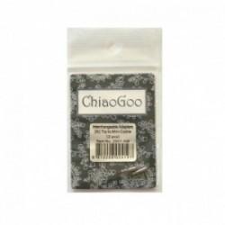 ChiaoGoo Adapter [S]-Spitzen auf [M]-Seile