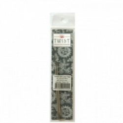 ChiaoGoo Twist Red Lace Tips 2.5 mm (10 cm) [S]