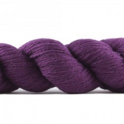 Rosy Green Wool - Merino d´Arles 306 Azalée