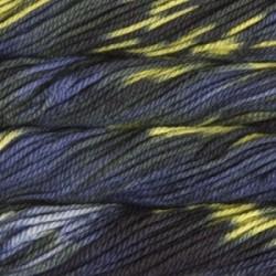 malabrigo Chunky 059 Lime Blue