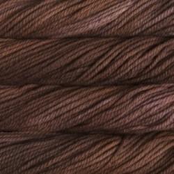 malabrigo Chunky 181 Marron Oscuro