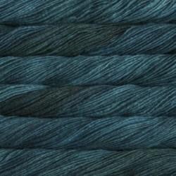 malabrigo Silky Merino 412 Teal Feather