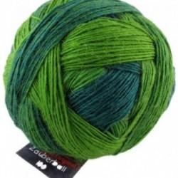 Schoppel Zauberball 100 2168 Evergreen