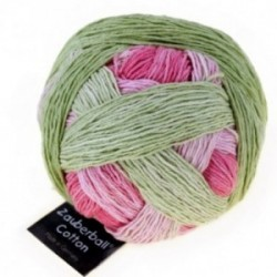 Schoppel Zauberball Cotton 2340 Rosige Zeiten