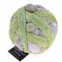 Schoppel Zauberball Cotton 2341 Junges Gemüse