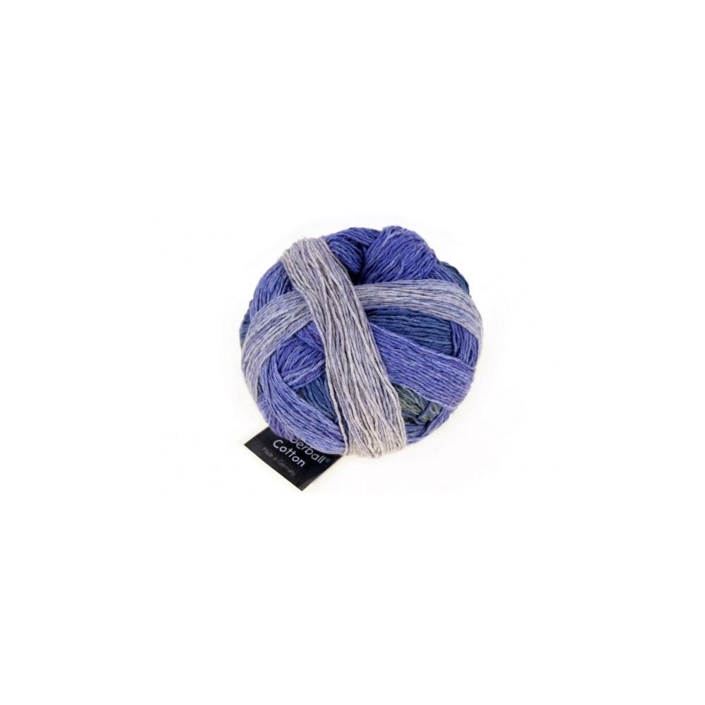 Schoppel Zauberball Cotton 2342 Plan B